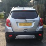 opel mokka rear door lift gate