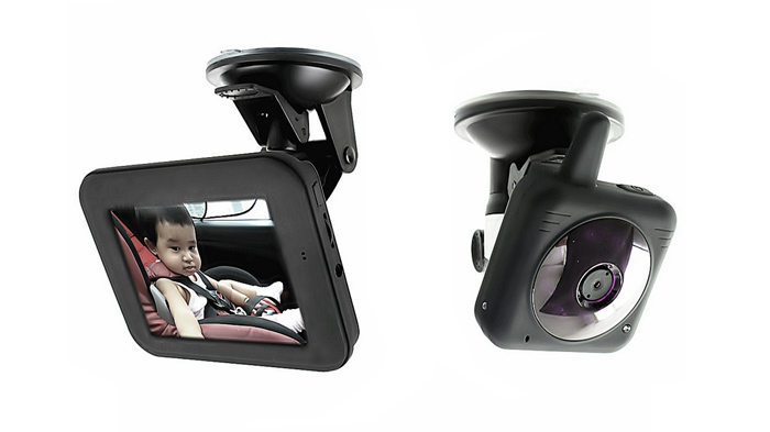 BBK200 Wireless In-car Baby Monitor